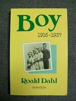 Boy 1916 - 1937 - Roald Dahl (ISBN 9789026103155)