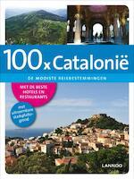 100 x Catalonie - Hieke Voorberg (ISBN 9789020990799)