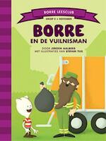 Borre en de vuilnisman - Jeroen Aalbers (ISBN 9789089223180)