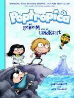 Poptropica 1 - Het geheim van de landkaart - Jack Chabert (ISBN 9789026141898)