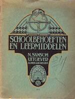 Catalogus van schoolbehoeften en leermidelen
