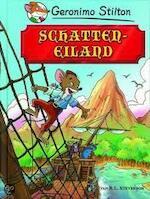 Schateiland - Geronimo Stilton, Robert Louis Stevenson (ISBN 9789054613978)
