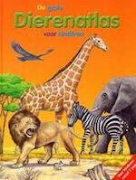 De grote dierenatlas voor kinderen - Hans G. Schellenberger, Maren Von Klitzing, Céline Jongert, Christina Schoneveld, Textcase (ISBN 9789052952321)