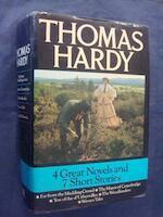 The Thomas Hardy Omnibus - Thomas Hardy (ISBN 9780333247006)