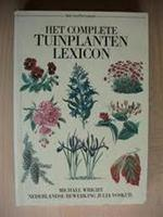 Het complete lexicon tuinplanten - Michael Wright, Julia Voskuil (ISBN 9789027477514)