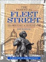 The Essential Fleet Street - Ray Boston (ISBN 9780713721362)