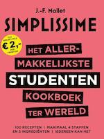 Het allermakkelijkste studentenkookboek ter wereld - J.-F. Mallet, Jean-François Mallet (ISBN 9789021569574)