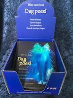 Dag poes! mini editie - display 10 exemplaren - Mies van Hout, Sjoerd Kuyper, Bette Westera, Hans & Monique Hagen, Koos Meinderts (ISBN 9789089672650)