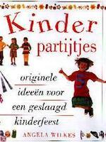 Kinderpartijtjes - Angela Wilkes, Caroline Greene, Marjan Faddegon-Doets (ISBN 9789024603329)