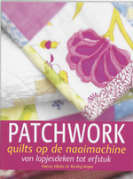 Patchwork quilts op de naaimachine - H.V. de Koning-Stapel (ISBN 9789023008378)