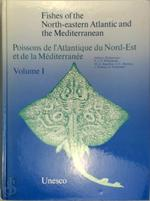 Poissons de l'Atlantique du Nord-Est et de la Méditerranée - Peter James Palmer Whitehead (ISBN 9789230022150)