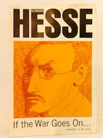 If the War Goes on - Hermann Hesse (ISBN 9780374509255)