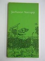 Vast tapijt - Jan Vanriet (ISBN 9789022303825)