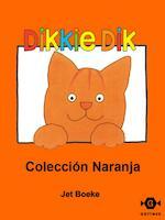 Colección naranja - Jet Boeke