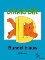 Bundel blauw - Jet Boeke