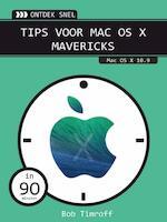 PS voor Mac OS Mavericks - Bob Timroff (ISBN 9789059406780)
