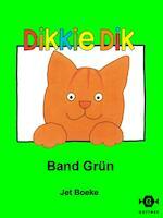 Band Grün - Jet Boeke