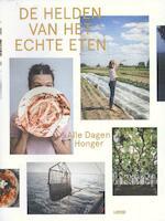 De helden van het pure eten - Johanna Goyvaerts, Barbara Serulus, Mayken Craenen (ISBN 9789460581427)