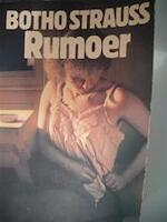 Rumoer - Botho Strauss (ISBN 9789029547079)