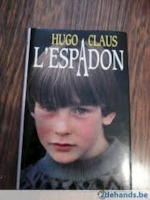 L'espadon - Hugo Claus, Alain van Crugten (ISBN 9782724245837)