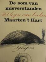 De som van misverstanden : Het lezen van boeken - Maarten 't Hart (ISBN 9789029518833)