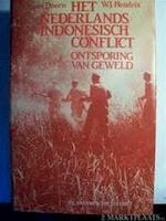 Het Nederlands/Indonesisch conflict - Jacobus Adrianus Antonius Doorn, Amp, W.J. Hendrix (ISBN 9789067070218)