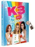 K3 : dagboek met slotje - Gert Verhulst (ISBN 9789462772076)