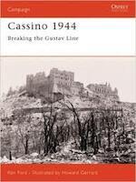 Osprey's Battles of WWII: Cassino 1944 - Breaking the Gustav Line