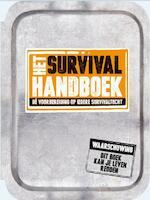 Het Survival Handboek en Mess Tin