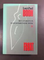 Het literatuur- en kunstkritische werk - Lodewijk Paul Aalbrecht Boon, Louis Paul Boon, Ernst Bruinsma, Dirk de Geest, Kris Humbeeck (ISBN 9789074326049)