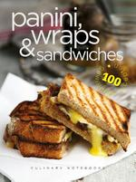 Culinary Notebooks Panini's, wraps & sandwiches (ISBN 9789036636490)