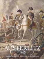 Austerlitz 1805 - David Chandler (ISBN 9781855329546)