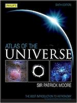 Philip's Atlas of the Universe - Patrick Moore (ISBN 9780753727867)