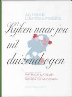 Kijken naar jou uit duizend ogen - Patrick Lateur (ISBN 9789063065935)