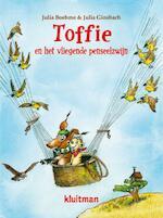 Toffie en het vliegende penseelzwijn - Julia Boehme (ISBN 9789020673555)