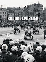De Kraakrepubliek - Bert Verhoeff (ISBN 9789462261600)