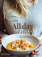 All-day bowls - Denise Kortlever (ISBN 9789000355457)