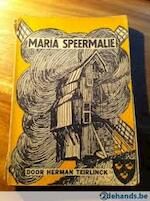 Maria Speermalie, 1875-1937 - Herman Teirlinck