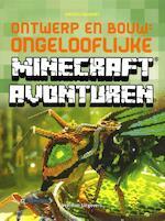 Ontwerp en bouw: ongelooflijke Minecraft Avonturen - Kirsten Kearney (ISBN 9789048315116)