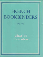 French Bookbinders