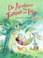 De avonturen van Tommie en Lotje deel 2 - Jacques Vriens (ISBN 9789000360192)