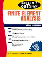 Schaum's Outline of Finite Element Analysis - George Buchanan (ISBN 9780070087149)