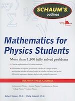 Schaum's Outlines Mathematics for Physics Students - Robert V., Ph.D. Steiner, Philip A. Schmidt (ISBN 9780071634151)