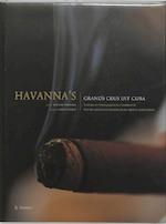 Havanna's, grands crus uit Cuba - Michel Permeke, Filip Verheyden (ISBN 9789020962321)