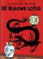 De avonturen van Kuifje - De blauwe lotus - Hergé (ISBN 9782203700406)