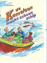 De Kameleon maakt schoon schip - H. de Roos (ISBN 9789020633320)