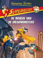 Superhelden / 2 De invasie van de megamonsters - Geronimo Stilton