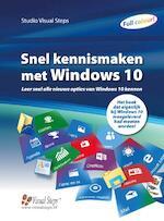 Snel kennismaken met Windows 10 - leer snel alle nieuwe opties van Windows 10 kennen (ISBN 9789059055322)