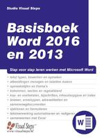 Basisboek Word 2016 en 2013 (ISBN 9789059057623)