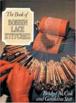 The Book of Bobbin Lace Stitches - Bridget M. Cook, Geraldine Stott (ISBN 9780713421248)